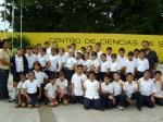 "Grupo de 5 ""A"", Maestra de grupo y Maestro Aula Telmex"