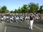 Banda de Guerra representativa de la Escuela Fraternidad