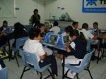 Alumnos de Quinto grado A, Escuela Primaria Fraternidad